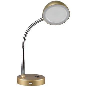 LED Desk Lamp With USB Port