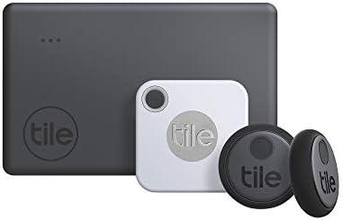 Tile Essentials (2020) - 4 Pack (2 Stickers 1 Mate 1 Slim)