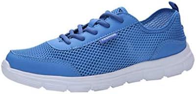 WWricotta LuckyGirls Zapatillas de Correr Hombre Mujer Par Informales Malla Casual Cómodas Calzado de Deporte Transpirables Zapatos Planos Bambas con ...
