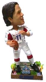 Buffalo Bills Drew Bledsoe 2003 Pro Bowl Forever Collectibles Bobblehead