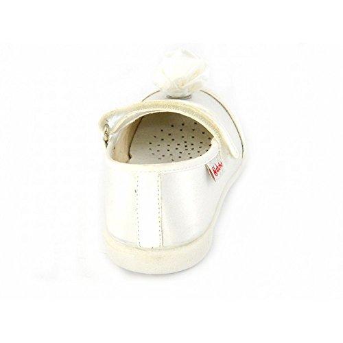 Naturino - naturino ballerine bianche 8011 - Blanc, 25
