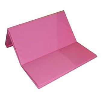 Haz de la tienda rosa (plegable colchoneta de gimnasia (4 x ...