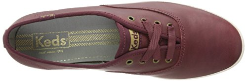 f849f7a6767 Keds Women s Champion Pull Leather Oxford