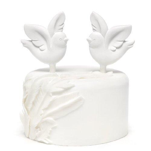 - Hortense B. Hewitt Wedding Accessories Love Bird Cake Pick Set