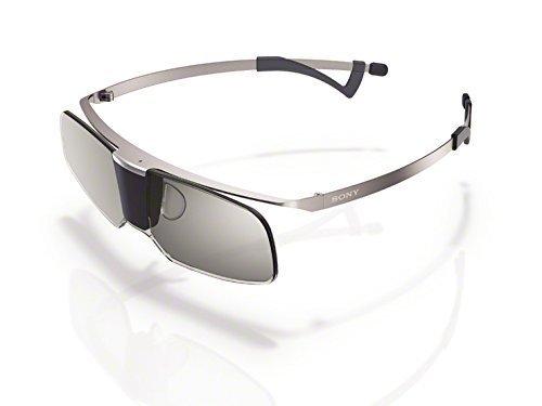 Sony TDGBR750 Titanium Active Shutter 3D Glasses