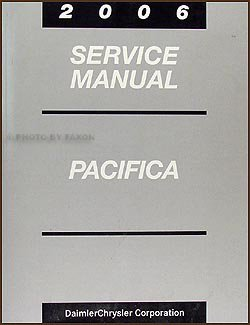 2006-chrysler-pacifica-repair-shop-manual-original