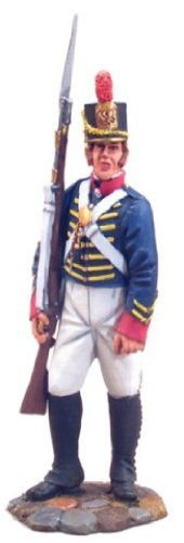 10018 United States Marine Corps Marine, War of 1812/Barbary Pirates, 1811-1818 (1816 Miniature)