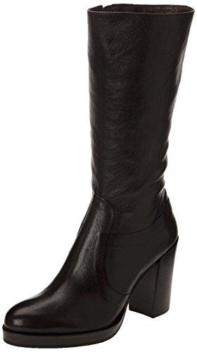 Zinda 1186 - Botas de otras pieles mujer negro - negro