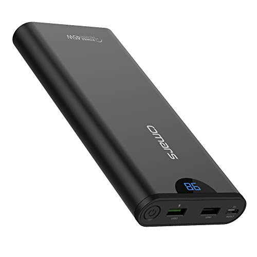 USB C Power Bank Omars 20000mAh