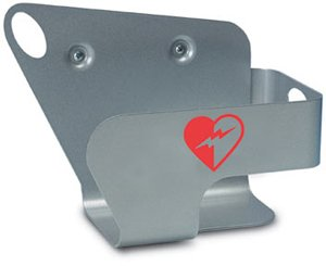 Philips Wall Mount Bracket for HeartStart AED FRx Defibrillator by Philips Healthcare
