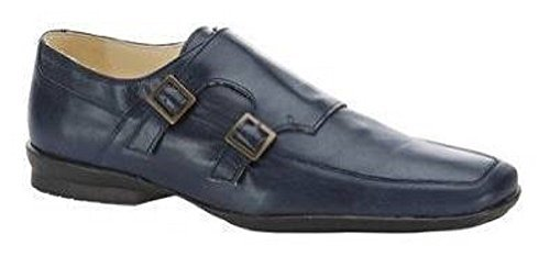 Blue Men's Sandro Slipper Flats Loafer Pozzi Blue Navy qz7F7Rn8