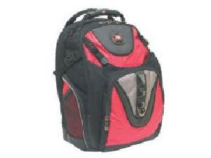 Amazon.com: Swissgear Maxxum Backpack Red Fits Up To 15.4in Laptop ...