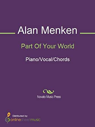 Part Of Your World - Kindle edition by Alan Menken, Faith Hill, Jodi ...