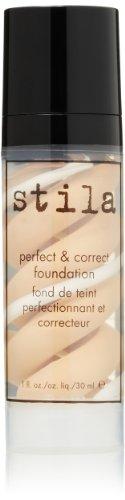 stila Perfect & Correct Foundation, Dark, 1 fl. oz.
