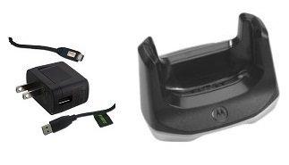 Zebra Technologies CRDMC40XX-1000R Cradle Single Slot Cradle Charge Only for the MC40