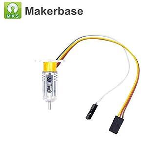 MKS TL-Touch 3D partes de impresora 3D sensor de nivelación ...