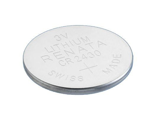 Battery CR2430 - Lithium Button Cell Battery (Package of (Lithium Package)