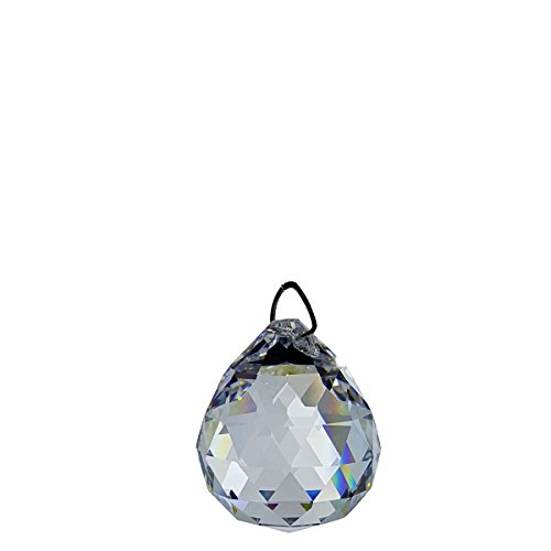 Tree Crystal Austrian Christmas (Crystal Florida Full Lead (30%) Austrian Crystal 30mm Hanging Ball)