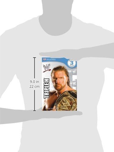 WWE Triple H (DK READERS) by Brady Games (Image #1)