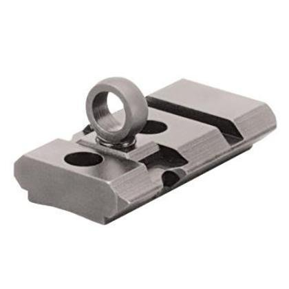 XS Sight Systems RE-2003N-N Ghost Ring with Integral Weaver Base - Remington 700 ()
