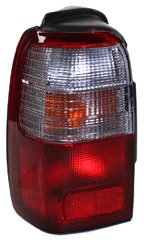 TYC 11-3210-00 Toyota 4 Runner Driver Side Replacement Tail Light Assembly