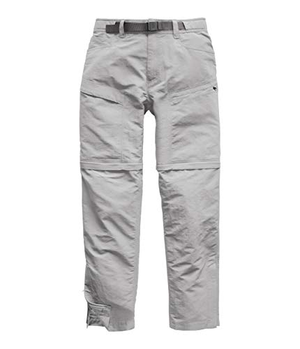 (The North Face Men's Paramount Trail Convertible Pants Mid Grey X-Large 34)