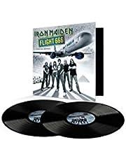 Flight 666: The Original Soundtrack (Live) (Vinyl)
