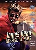 James Dean: Live Fast Die Young [VHS]