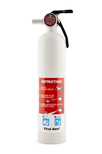 First Alert AUTOMAR10 Rechargable Extinguisher