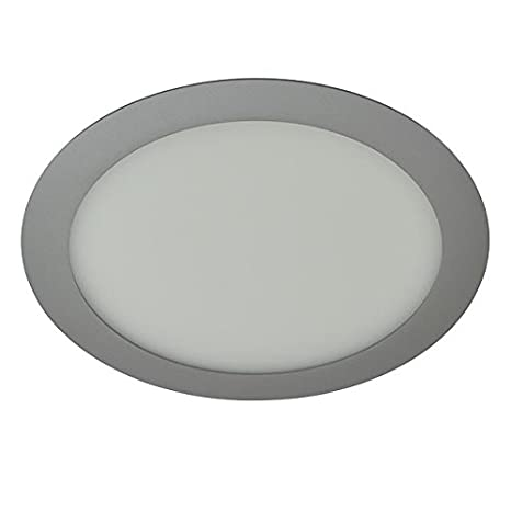 Amazon ledwholesalers 8 16w ultra thin edge lit led recessed ledwholesalers 8quot 16w ultra thin edge lit led recessed ceiling light with driver white aloadofball Image collections