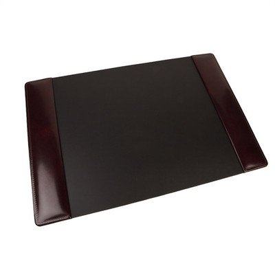 Bosca Old Leather Home Desk Pad (Dark Brown) by Bosca