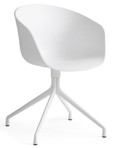 Hay Dk - Abaout a chair 20 hay aac20 una silla aac 20 asiento silla blanca blanca ...