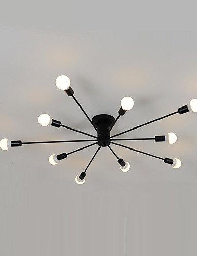 Large Oval Pendant Light - 9