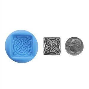 Cool Tools - Antique Mold - Celtic Knot Square