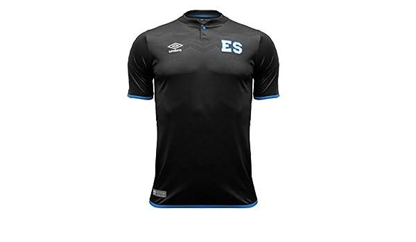 cbaaf741d64 Amazon.com  Umbro El Salvador Third Soccer Jersey 2018 19  Clothing
