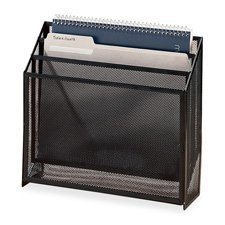 Rolodex Expressions Mesh 3-Tier Organizer by Rolodex Corporation -