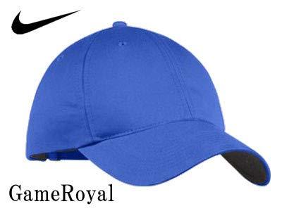 NIKE(ナイキ) Nike Golf Twill Cap ゲームロイヤル 580087-480