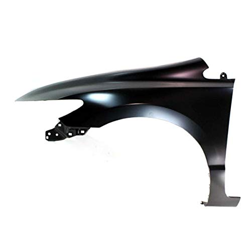 06-11 Civic Coupe Front Fender Quarter Panel Driver Side HO1240169 ()