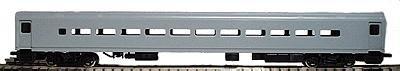 Streamlined Passenger Trucks w/Talgo Couplers pkg(2)