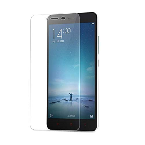 XinWDg Tempered Glass for Xiaomi Redmi 4A Note 3 Note 2 for Xiaomi Redmi 3 Pro 3S Mi5 Mi4C Mi4 Screen Protector Toughened Film,for Redmi Note 3 Pro