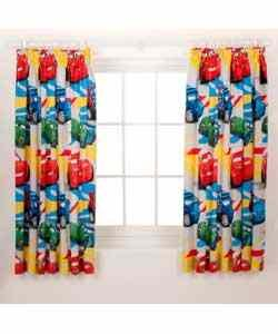 Marvelous Character World 54 Inch Disney Cars Speed Curtains, Multi Color:  Amazon.co.uk: Kitchen U0026 Home