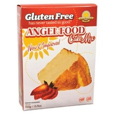 Angel Food Cake 16 Ounces (Case of 6)
