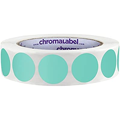 chromalabel-1-inch-color-code-dot-1