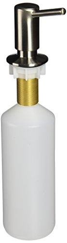 Hansgrohe 04539800 S Soap Dispenser, Steel Optik