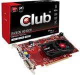 CLUB3D Radeon HD 6570 - Tarjeta gráfica (2 GB, DDR3-SDRAM ...