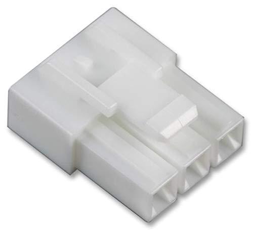 - VLP-04V - Connector Housing, VL Series, Plug, 4 Positions, 6.2 mm (VLP-04V) (Pack of 10)