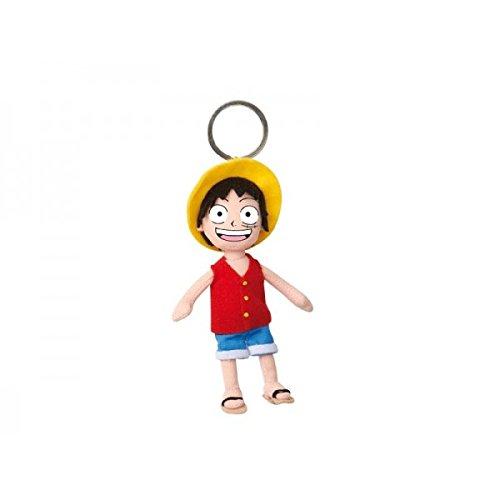 Jemini - Porte Clé Peluche - One Piece Luffy 12cm - 3298060224017: Amazon.es: Juguetes y juegos