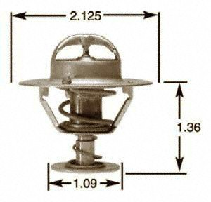 Stant 13967 Thermostat 170 Degrees Fahrenheit