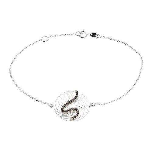 CLEOR - Bracelet CLEOR Or 375/1000 Oxyde - Femme - Taille Unique