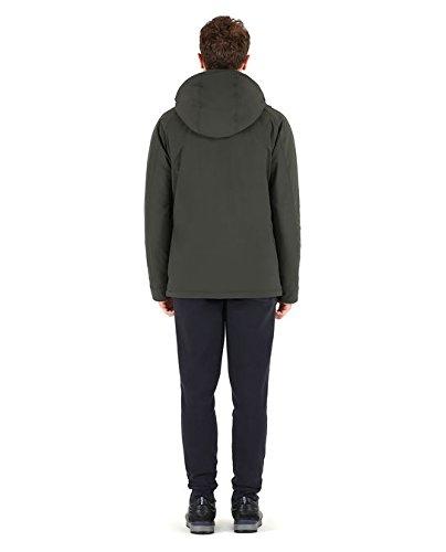 green 6377 Jacket Fall Rosin Mountain Woolrich Stretch winter St02 Wocps2579 fqwIw0Y7
